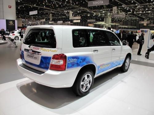 Geneva 2009: standul Toyota7117