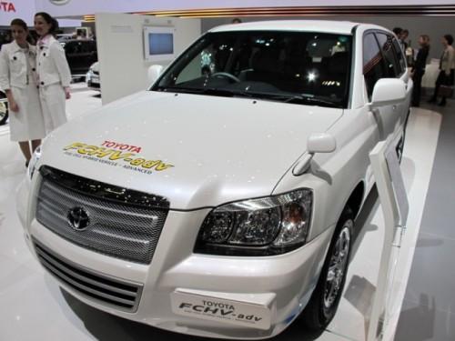Geneva 2009: standul Toyota7122