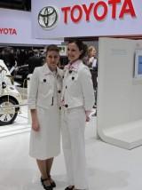 Geneva 2009: standul Toyota7123