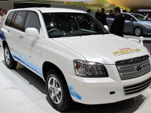 Geneva 2009: standul Toyota7127