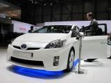 Geneva 2009: standul Toyota7133