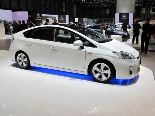 Geneva 2009: standul Toyota7136