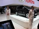 Geneva 2009: standul Toyota7089