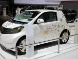 Geneva 2009: standul Toyota7125