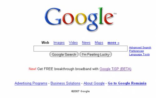 Taxa auto pe Google7081