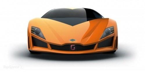 Giugiaro Namir - cel mai rapid hybrid din lume7075