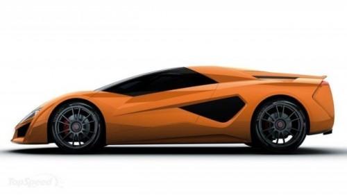 Giugiaro Namir - cel mai rapid hybrid din lume7076
