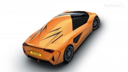 Giugiaro Namir - cel mai rapid hybrid din lume7077