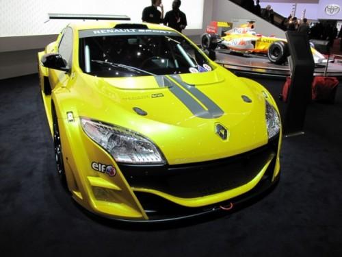 Geneva 2009: Renault Megane Trophy RS7060