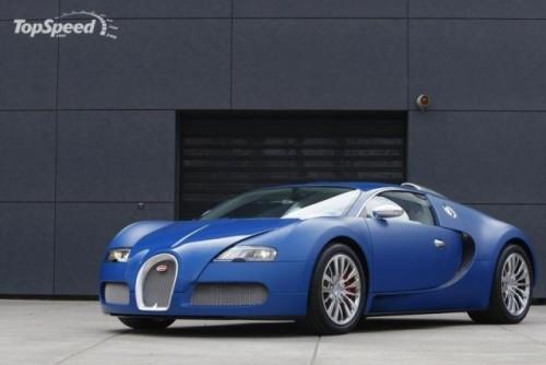 Bugatti Veyron Bleu Centenaire7045