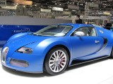 Bugatti Veyron Bleu Centenaire7062
