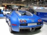 Bugatti Veyron Bleu Centenaire7068