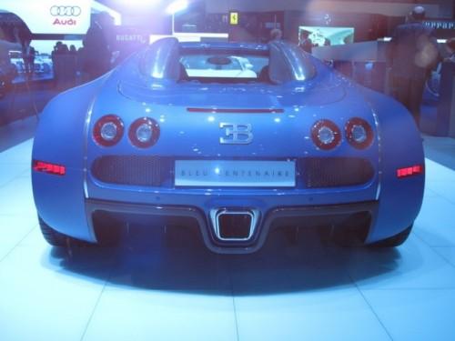 Bugatti Veyron Bleu Centenaire7069