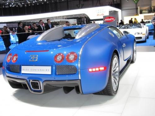 Bugatti Veyron Bleu Centenaire7071