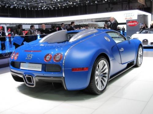 Bugatti Veyron Bleu Centenaire7072