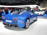 Bugatti Veyron Bleu Centenaire7074