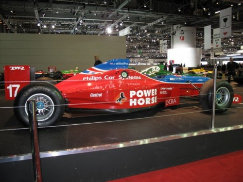 Geneva 2009: Formula 16994