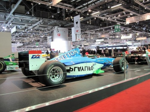 Geneva 2009: Formula 16996