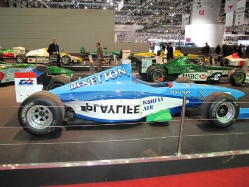 Geneva 2009: Formula 16997