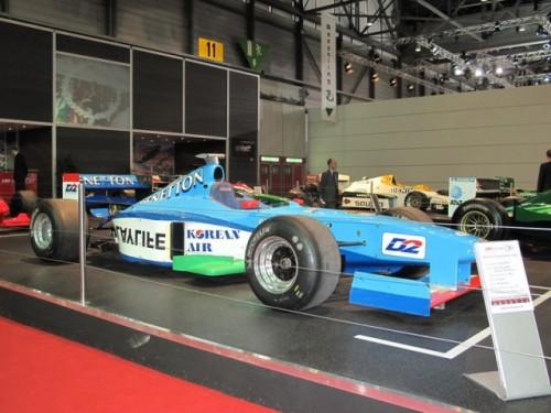 Geneva 2009: Formula 16998