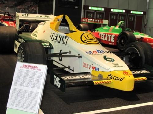 Geneva 2009: Formula 17014