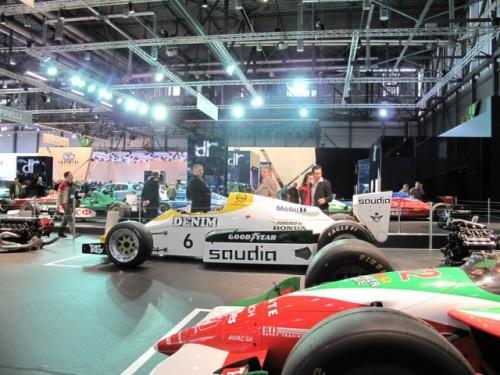 Geneva 2009: Formula 17037