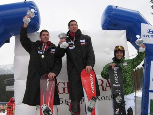 Dealerul SKODA, Brady Auto Center, sustine snowboardul romanesc6966