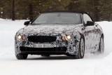 Noi imagini spion cu BMW seria 6 Cabrio!6961