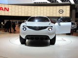 Geneva 2009: Nissan Qazana Concept6938