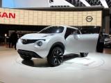 Geneva 2009: Nissan Qazana Concept6940