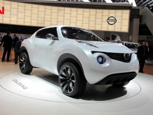 Geneva 2009: Nissan Qazana Concept6952