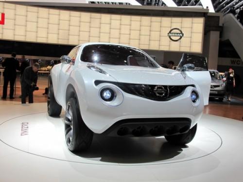 Geneva 2009: Nissan Qazana Concept6953