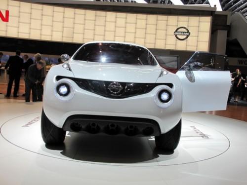 Geneva 2009: Nissan Qazana Concept6954