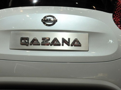 Geneva 2009: Nissan Qazana Concept6957