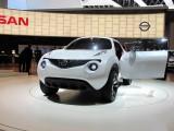 Geneva 2009: Nissan Qazana Concept6939