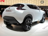 Geneva 2009: Nissan Qazana Concept6947