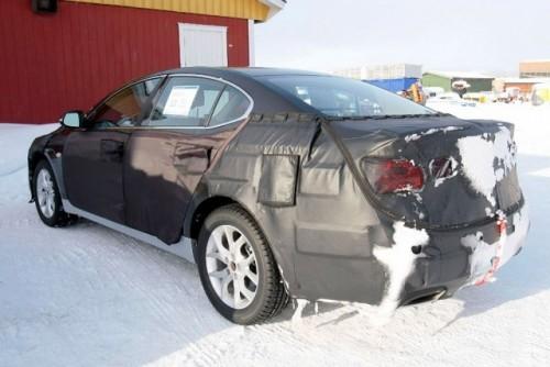 Kia VG vazut la cercul Arctic!6932
