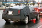 Imagini spion cu Cadillac CTS-V Coupe!6929