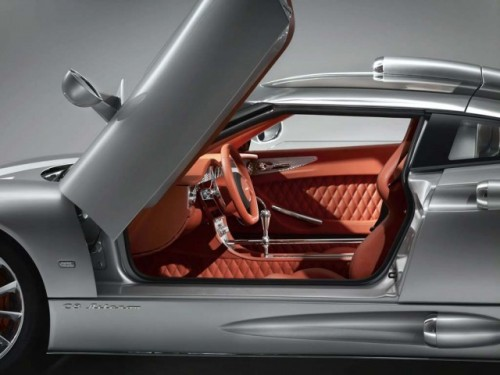 Spyker C8 Aileron - O bestie prezentata la Geneva!6905