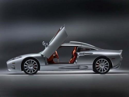 Spyker C8 Aileron - O bestie prezentata la Geneva!6907