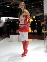 Geneva 2009: Standul Abarth alb-rosu peste tot!6867