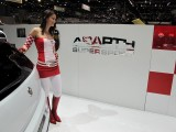 Geneva 2009: Standul Abarth alb-rosu peste tot!6883