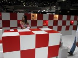 Geneva 2009: Standul Abarth alb-rosu peste tot!6871