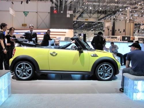 Geneva 2009: Standul Mini6853