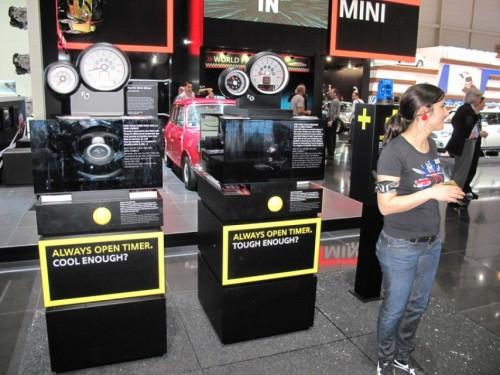 Geneva 2009: Standul Mini6864