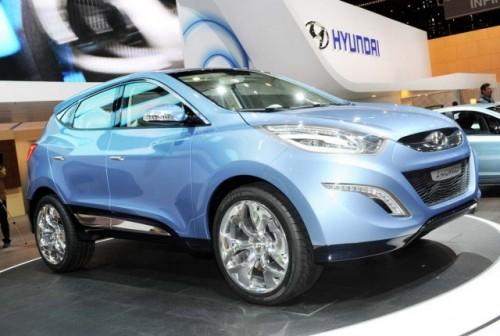 Hyundai ix-onic crossover concept a ajuns la Geneva!6821