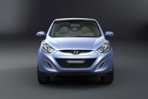 Hyundai ix-onic crossover concept a ajuns la Geneva!6839
