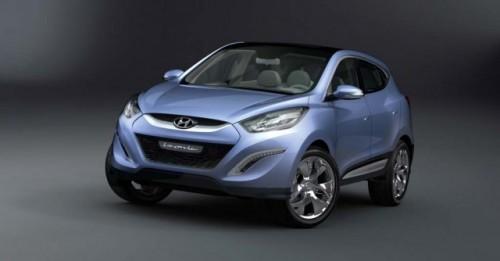 Hyundai ix-onic crossover concept a ajuns la Geneva!6840