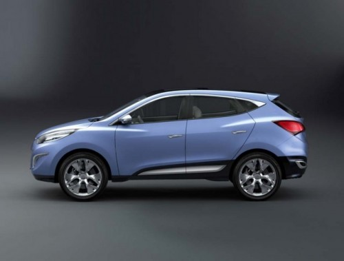 Hyundai ix-onic crossover concept a ajuns la Geneva!6841