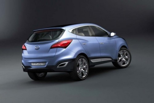 Hyundai ix-onic crossover concept a ajuns la Geneva!6842